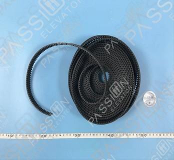 ESHINE Door Belt 5M-14