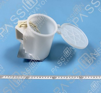 Elevator Plastic Circle Oil Cup/Oil Can 500ml